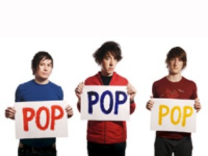 Pop as pop can be: the Wombats