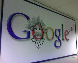 Google-Logo am Google Kirklandplex