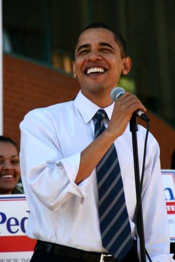 Popstar oder Politiker: Barack Obama besucht Berlin