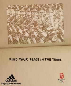 Kontrovers: Antiwerbung vor den Olympischen Spielen in Peking