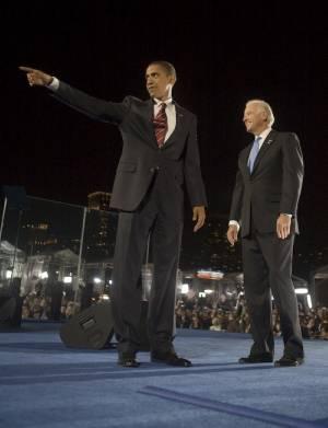 Wohin jetzt? Barack Obama in der Wahlnacht. Foto: Barack Obama, via flickr.