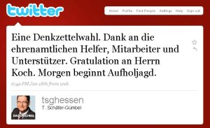 Ghosttweeting: hat TSG seine Wähler angelogen?