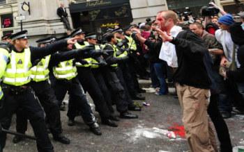 London: Gewaltsame Proteste gegen den G20-Gipfel