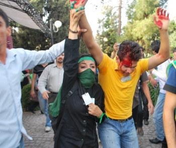 Gewalt im Iran: Bürgerjournalisten berichten