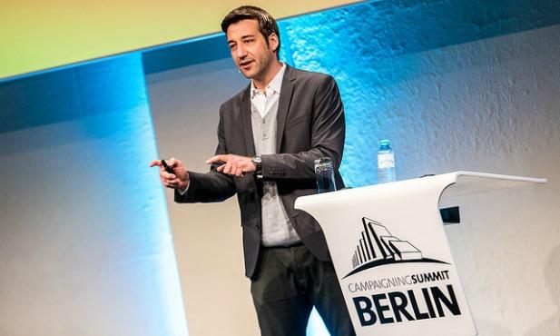 Foto: Campaigning Summit Berlin / Radek Zawadzki. All rights reserved. Mit freundlicher Genehmigung der Veranstalter.